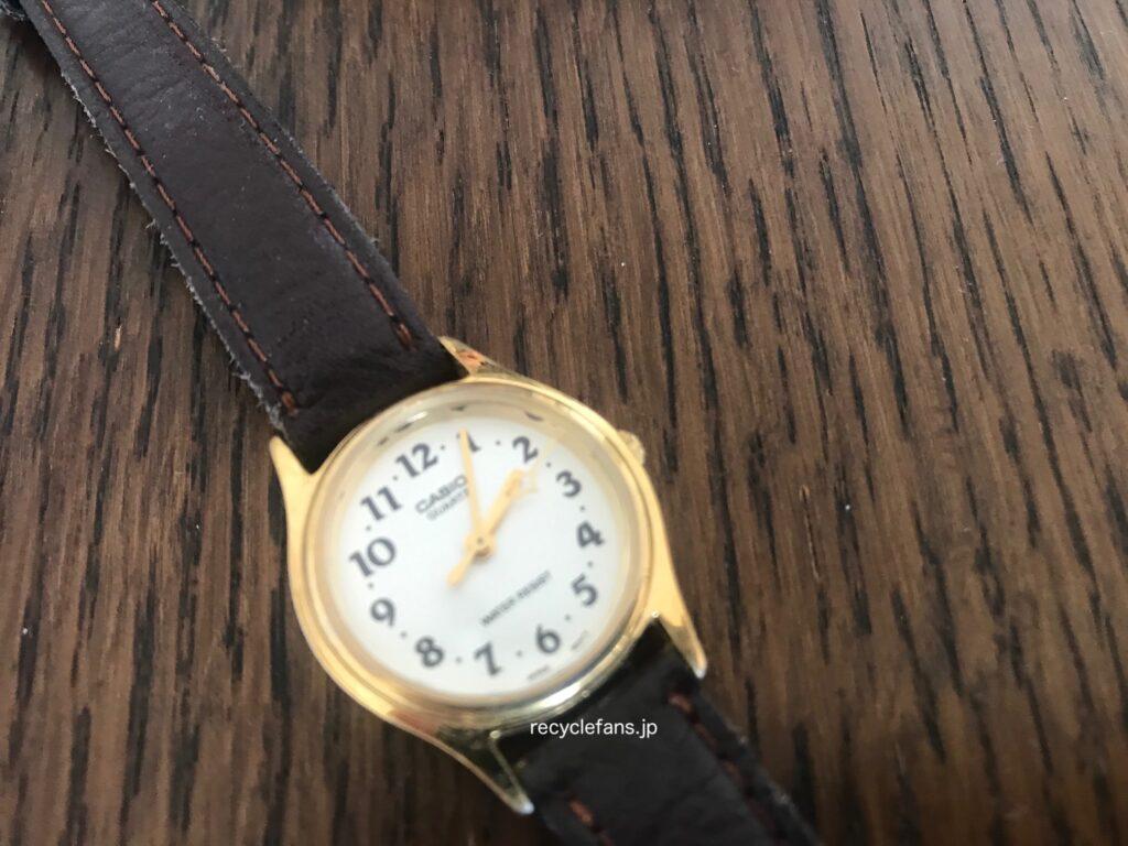 カシオ時計